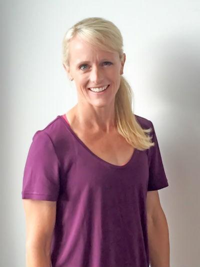Läuferin und Polar Expertin Dr. Ginger Gotschall