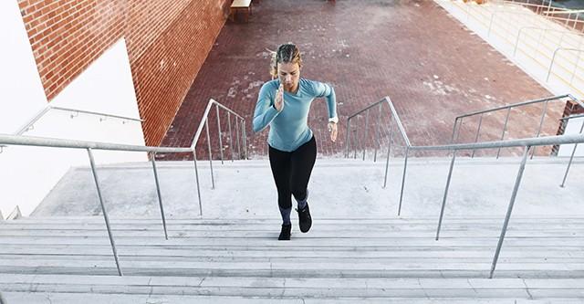 HIIT-Training leicht gemacht: Es kann überall durchgeführt werden