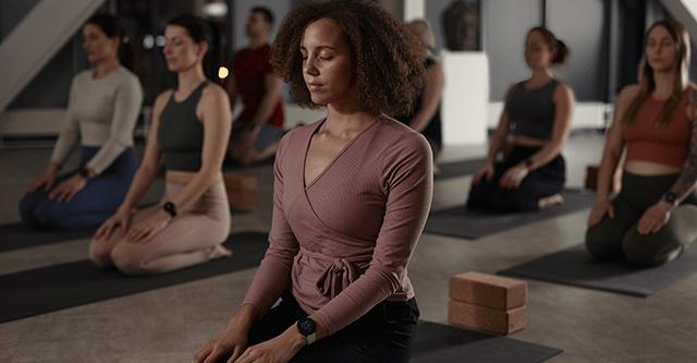 Meditieren und zur Ruhe kommen