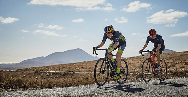 Sebastian Kienle auf dem Rennrad