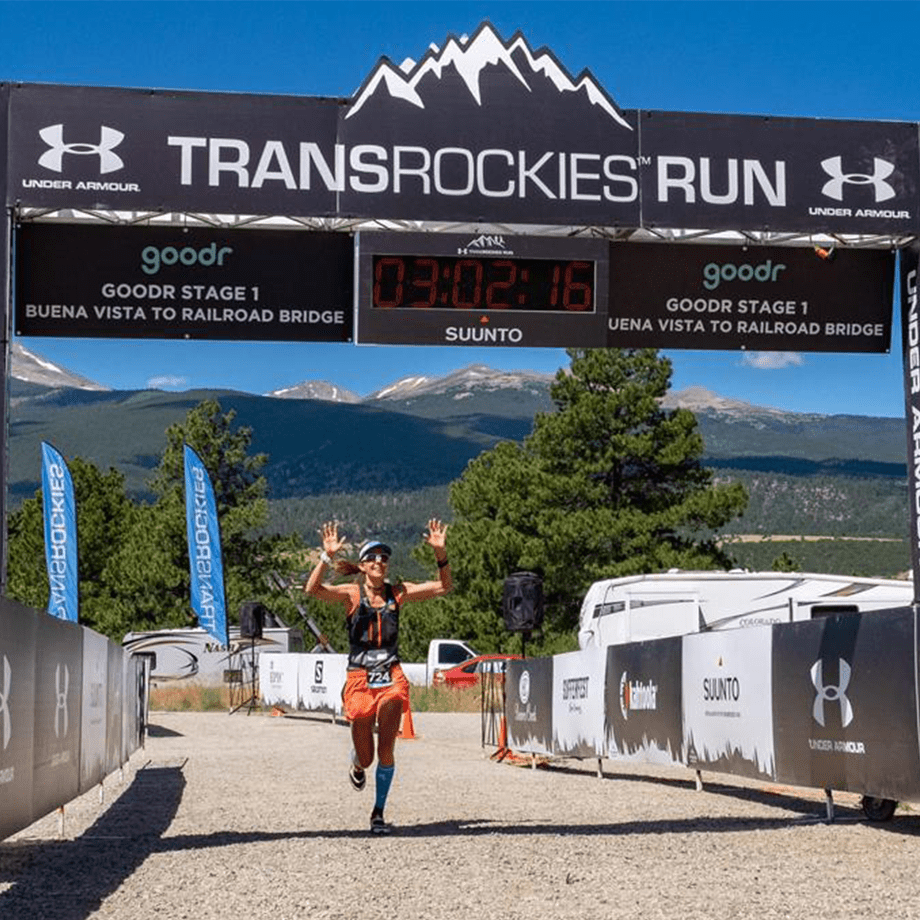 Transrockies Run