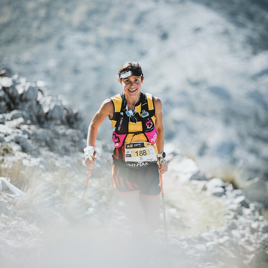 Silvia Puigarnau, trail running