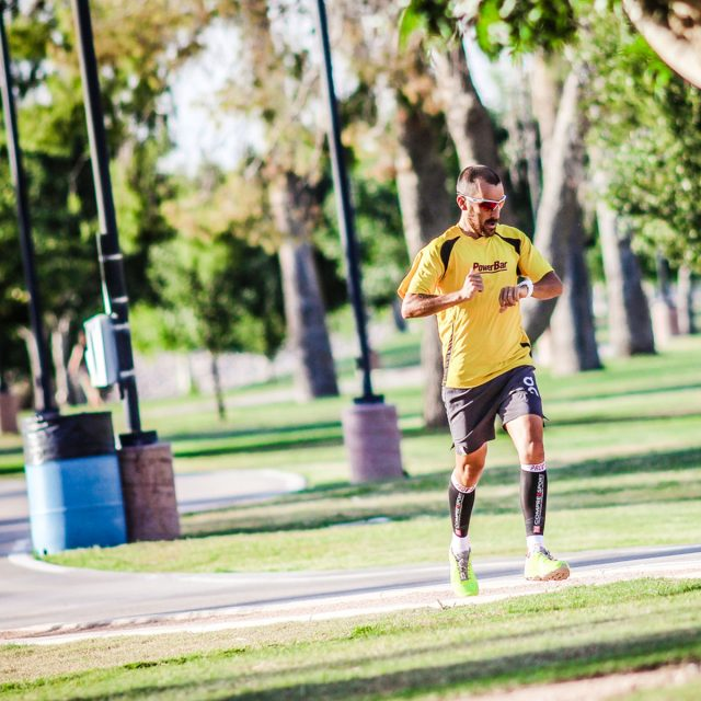 Polar M400 helps Pedro become a better athlete