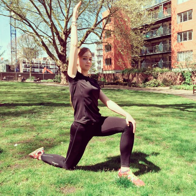 Improve long term flexibility and mobilisation of the pelvic and hip joint