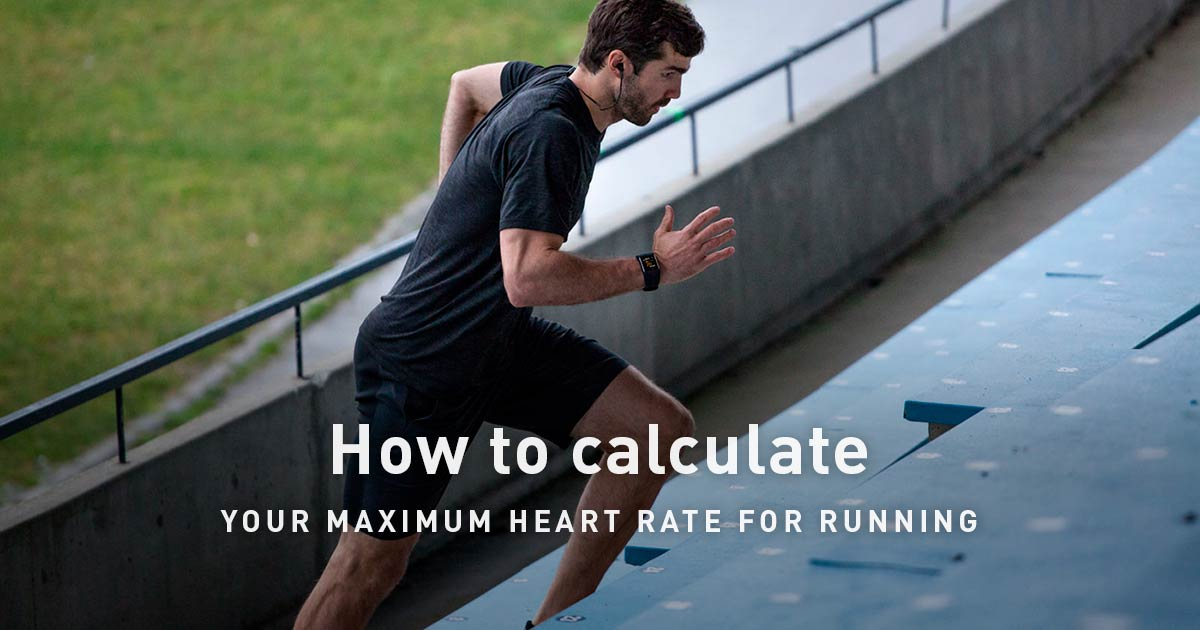 How To Calculate Your Maximum Heart Rate For Running Polar Blog