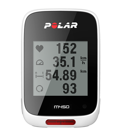 Polar M450 for adventurers