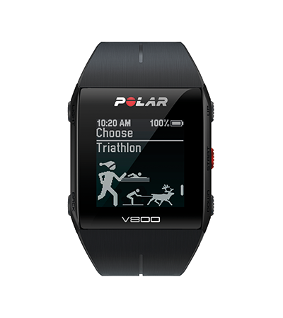 Polar V800 for aspiring triathletes