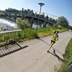 running-while-pregnant