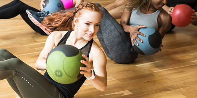 Why you should try group fitness classes | Polar Blog