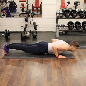 How to do the perfect push up