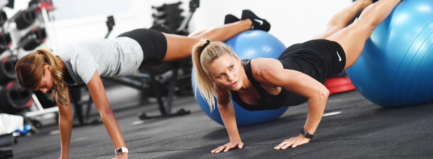 cardio exercising
