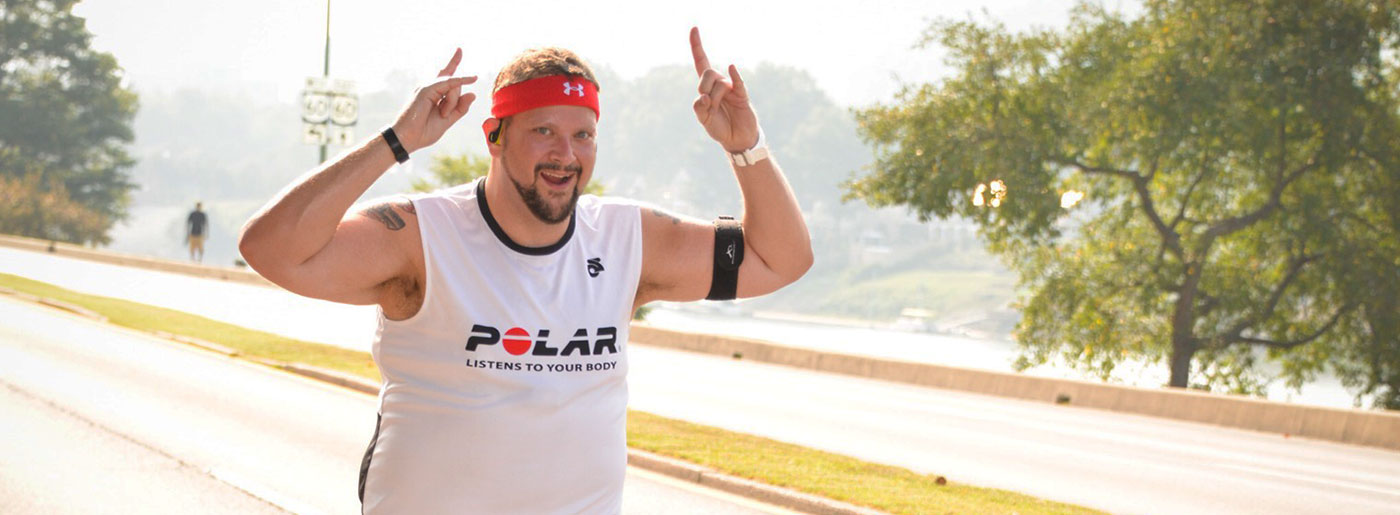 Running for weight loss   John's success story from fat to fit