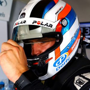 Will Davison Helmet