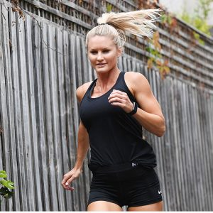 Belinda Norton-Smith Running