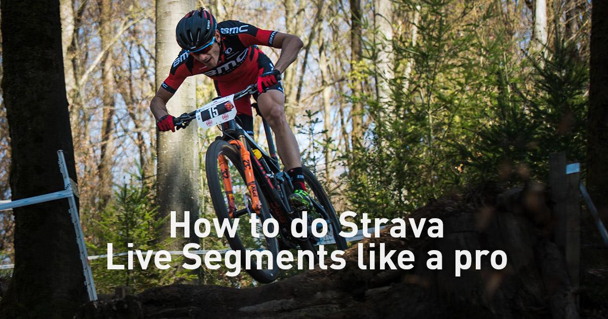 how to create segments on strava