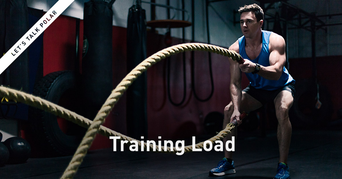 Image result for Polar Training Load