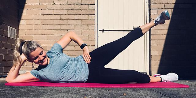 Hips don't lie | Strengthen your hips for running | Polar Blog
