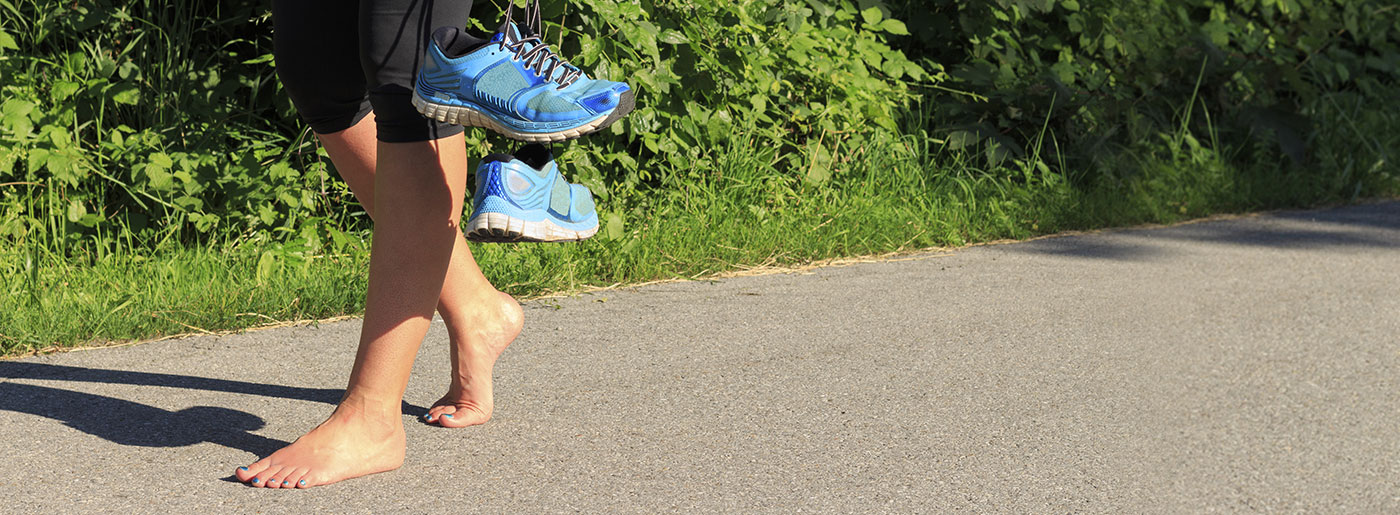 The Whys And Why Nots Of Barefoot Running Polar Blog