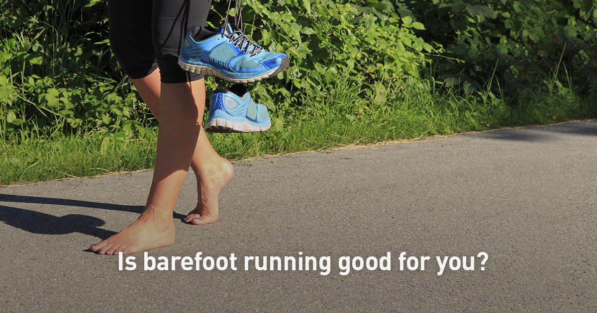 whys and why nots of barefoot running