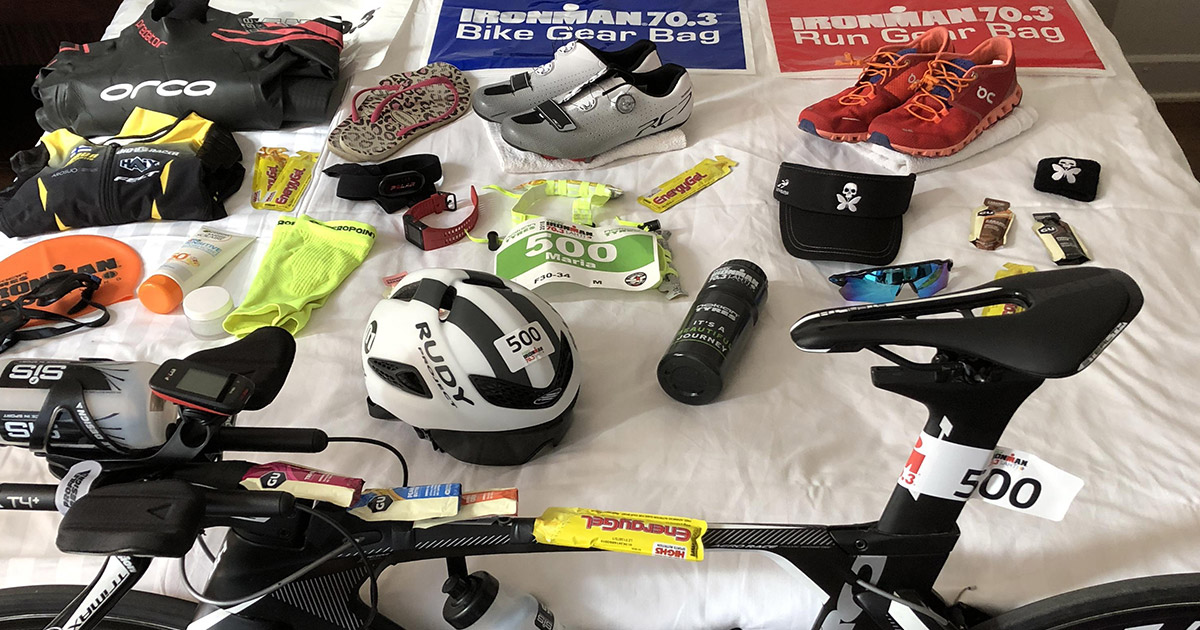 The ultimate triathlon gear list | Polar Blog