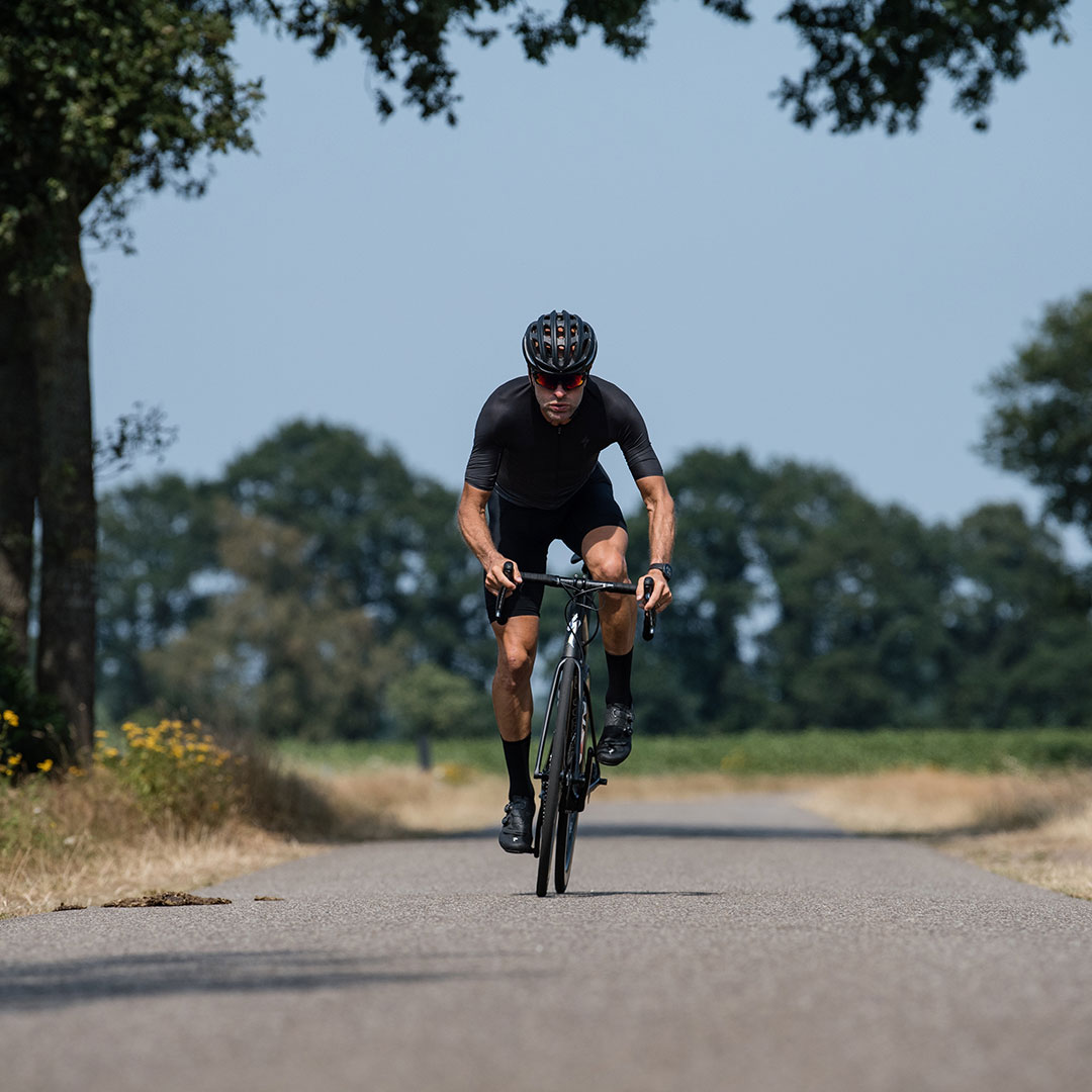 Cycling is a great cross-training activity for runners.