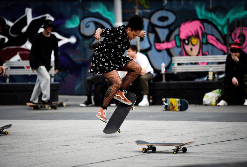 Is Skateboarding a Sport IMAGE CREDIT:  Jarrad Raymond Thomas