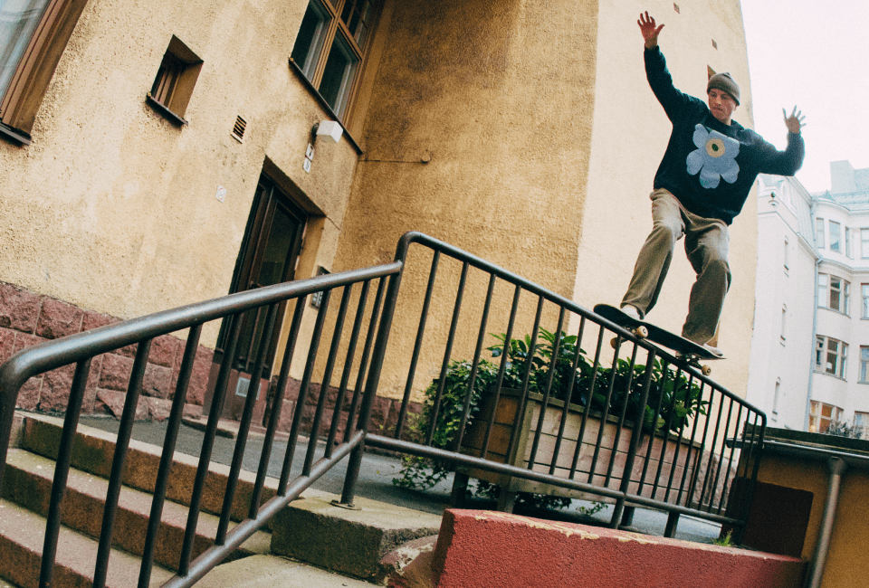 Is Skateboarding a Sport IMAGE CREDIT: Justus Hirvi