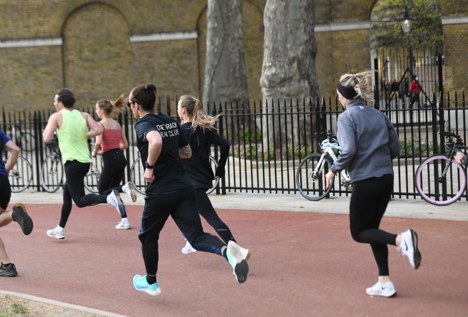 Running club - Onetrack Run Club
