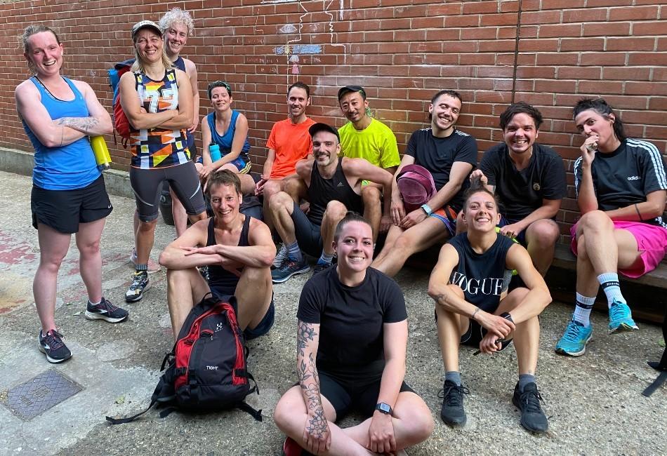 Running club - Queer Running Club