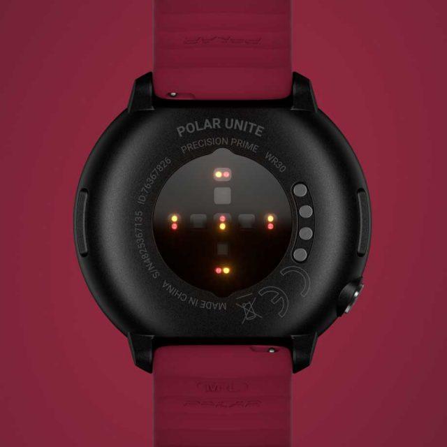 Polar Precision Prime™ Wrist-Based Heart Rate Tracking