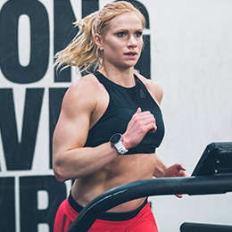 CrossFit World Champion & Fittest on Earth