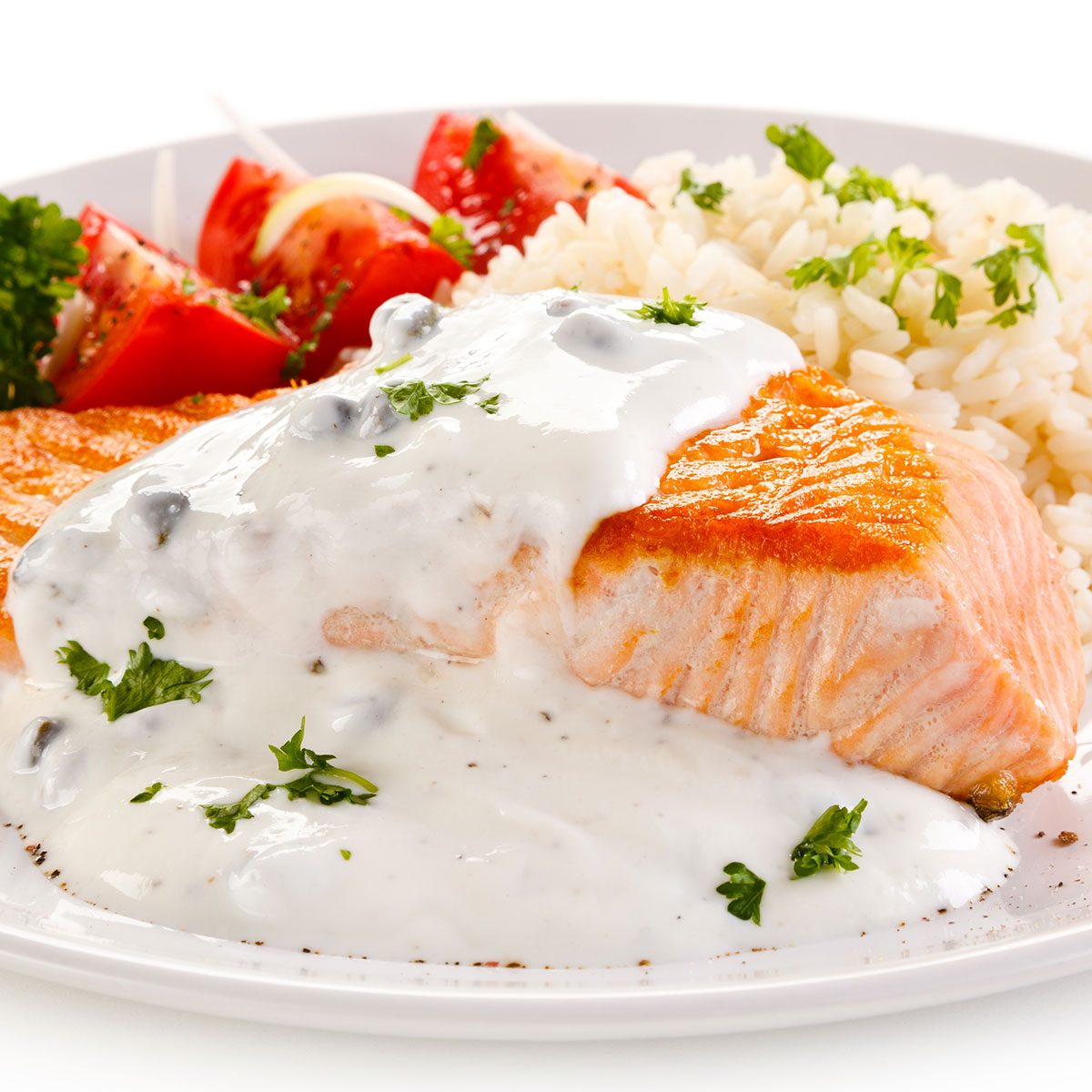 Salmon boosts your recovery