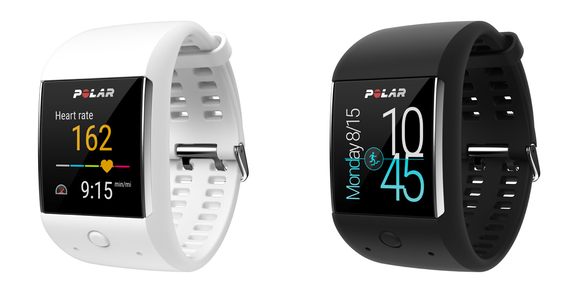 Polar Presented M600 with Android Wear
