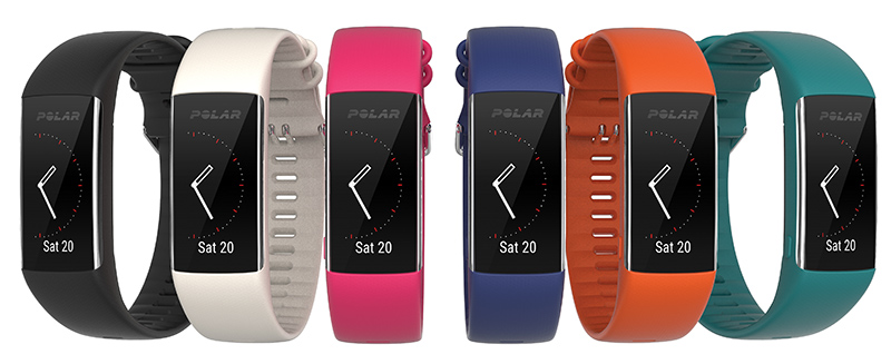 Polar Introduces Polar A370 Fitness Tracker with New 24/7 Continuous Heart Rate Measurement and Advanced Sleep Tracking