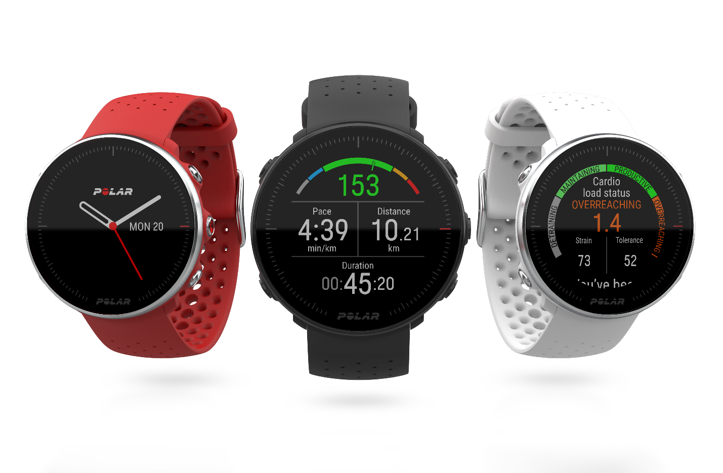 Polar Introduces Polar Vantage M, an All-in-One Sport Watch with Advanced Heart Rate for Goal-Oriented Athletes