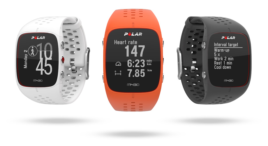 Polar Introduces the Polar M430, a Running Watch Built for Accuracy and Actionable Data