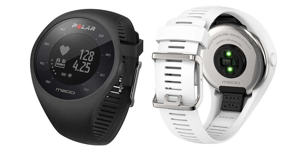 Polar Introduces Polar M200, the Much-Awaited GPS Running Watch with Wrist-Based Heart Rate