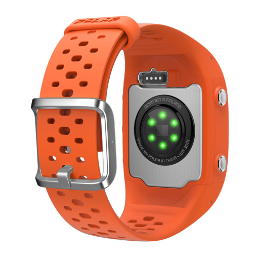 Polar's latest running watch features wrist-based heart rate and integrated GPS