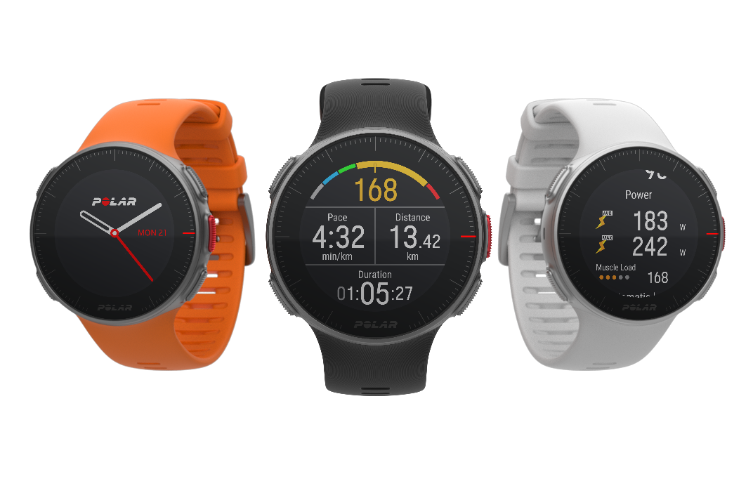 Polar Unveils Polar Vantage V, a Premium Multi-Sport Watch for Athletes Serious About Performance