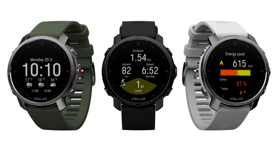 Power Through Anything with the New Polar Grit X Outdoor Multisport Watch