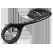 Soporte frontal ajustable para bicicleta