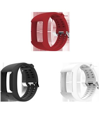 Wechselbare Armbänder für die M600