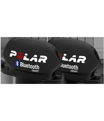 Set met snelheidssensor Bluetooth® Smart en trapfrequentiesensor Bluetooth® Smart