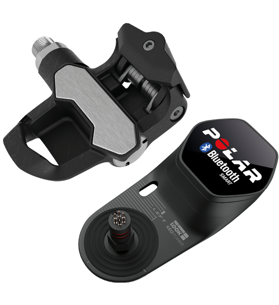 Kéo Power Bluetooth® Smart cycling pedal power meter