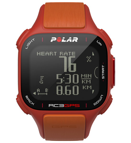 RC3 GPS GPS Sports Watch