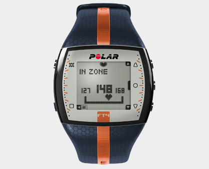 FT4 calorie counter watch