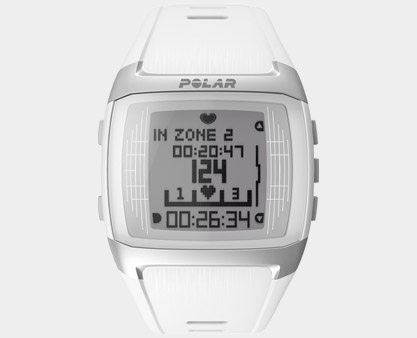 FT60 heart rate monitor watch