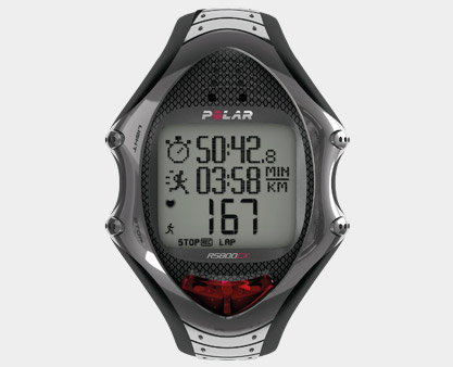 RS800CX  Sports Watch with GPS