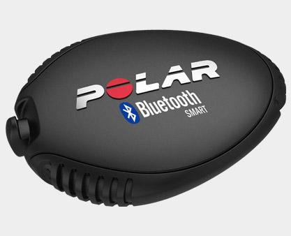 חיישן צעדים עם Bluetooth® Smart