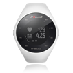 Polar M200. GPS running watch with wrist-based heart rate.